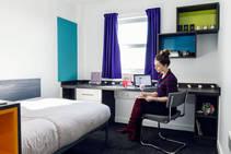 Wohnungen Liberty Point, Britannia English Academy, Manchester - 2