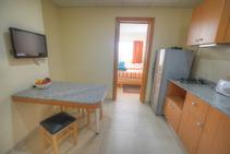 Komplex mit Gartenblick - Wohnung mit 1 Schlafzimmer, Clubclass, St. Julians - 2