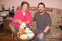Gastfamilie, Echo Eastern Europe, Kiew