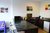 Wohnheimzimmer mit eigenem Bad, Live Language English School, Glasgow - 1