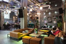 The Collective , St George International, London - 2