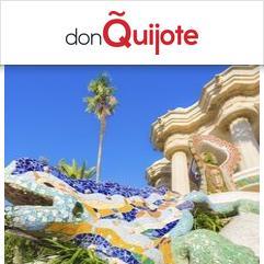 Don Quijote, Barcelona