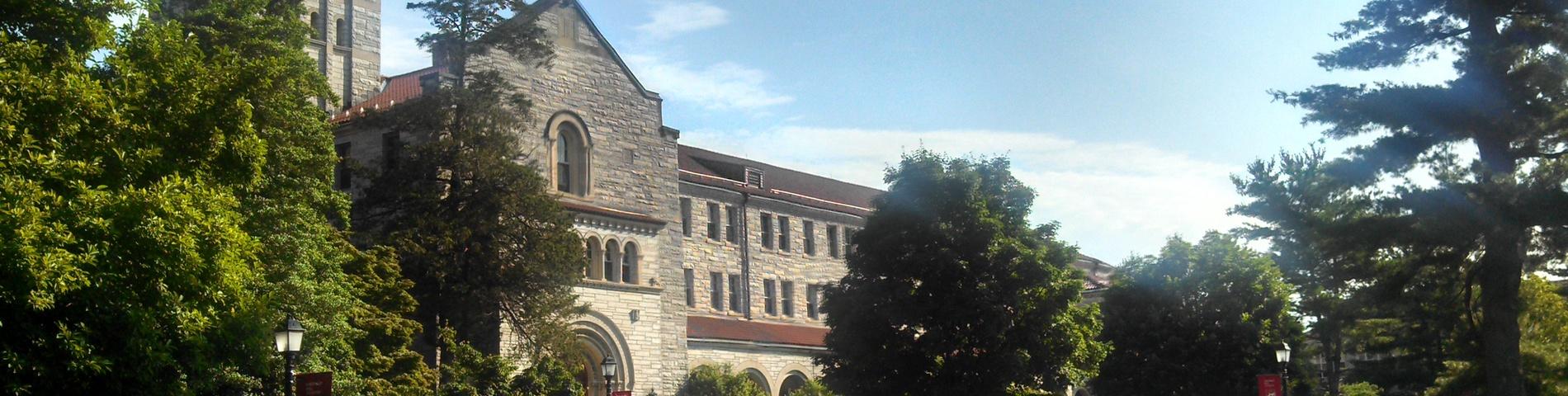 FLS - Chesnut Hill College Bild 1
