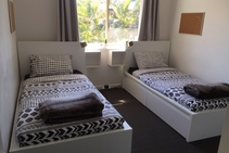 Residence - Twin Room, Byron Bay English Language School, バイロンベイ - 1