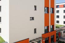 学生寮(27歳以上), DID Deutsch-Institut, フランクフルト - 2