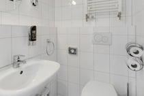 ユースホテル シングルルーム, DID Deutsch-Institut, フランクフルト - 1