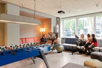 Youth Hotel - Come2gether, DID Deutsch-Institut, フランクフルト