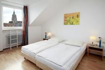ユースホテル -  Come2gether, DID Deutsch-Institut, ミュンヘン - 2