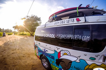 Experiencia Surf Camp, Experiencia Spanish & Surf School, プエルトエスコンディード - 2