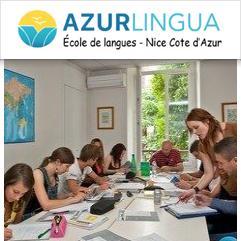 Azurlingua, ecole de langues, ニース