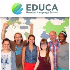 EDUCA Russian language school, サンクトペテルブルク