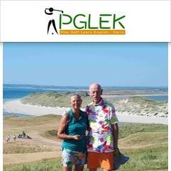 PGLEK Play Golf Learn English Kerry, ケリー