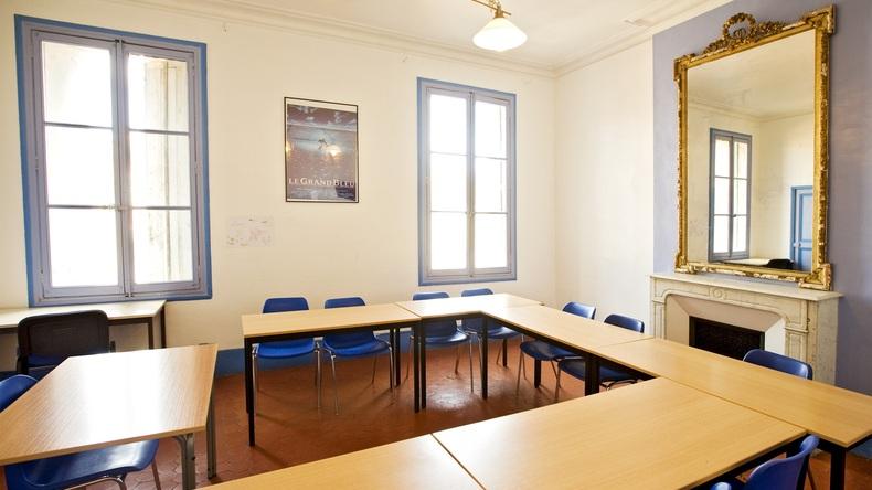 Accent Francais 教室