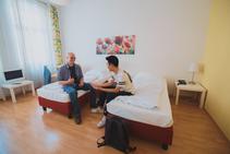 Standarditason majoitus, Wien Sprachschule, Wien