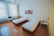 Standardi asuntola (yhden hengen), Wien Sprachschule, Wien
