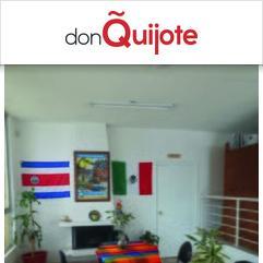 Don Quijote / Academia Columbus, Quito
