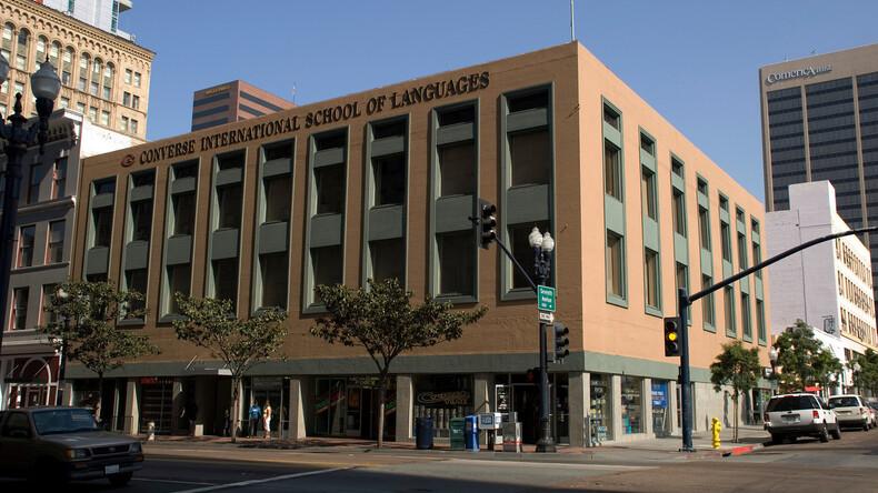 Converse International School of Languages San Diego-rakennus