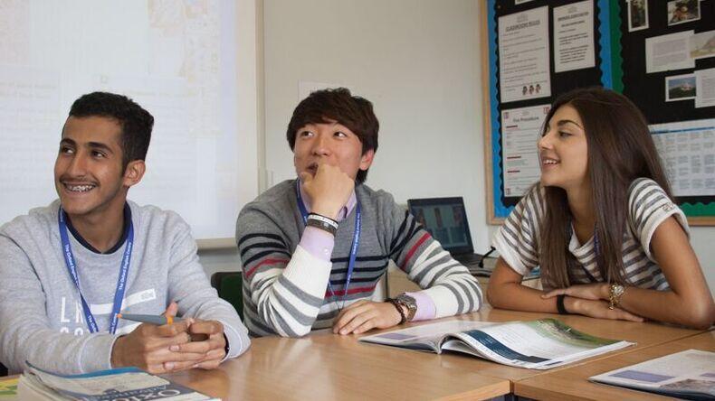 Oppiminen Oxford English Centerissä