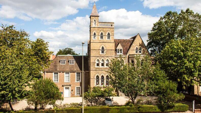 Opiskelijat Oxfordissa