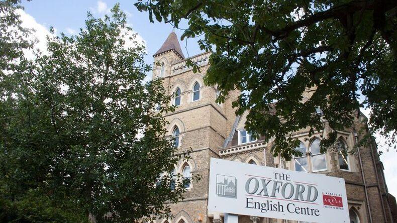 Koulu Oxfordissa