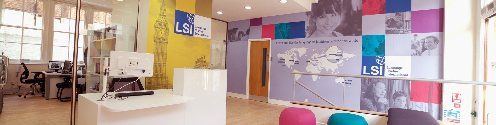 LSI - Language Studies International - Central kuva 1