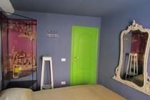 Ennek a szálláskategóriának a példa fotóját a A Door to Italy biztosította