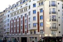 Diákszálló (csak nyáron), Accord French Language School, Párizs