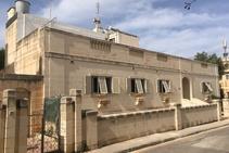 Ennek a szálláskategóriának a példa fotóját a ACE English Malta biztosította