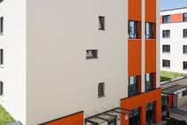 Diákszálló (>27 év), DID Deutsch-Institut, Frankfurt - 1