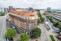 Diákszállás - standard, DID Deutsch-Institut, Hamburg - 1