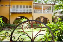 Iskolai stúdió, Dominican Language School, Sosua - 2