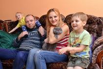 Ennek a szálláskategóriának a példa fotóját a Kiev Language School biztosította - 1