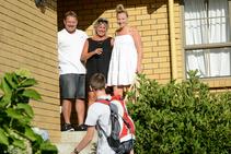 Ennek a szálláskategóriának a példa fotóját a NZLC New Zealand Language Centres biztosította