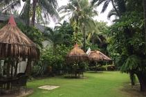 Üdülőhely ***, Paradise English, Boracay-sziget