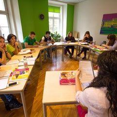 Wien Sprachschule, Bécs