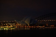 Sydney Habour Bridge & Opera House