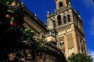 Sevilla Kathedraal en Giralda