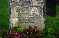 Grób Anne Brontë