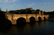 Pont Neuf & La Seine