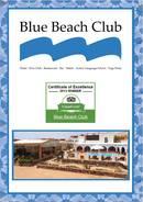 Blue Beach Club School Of Arabic Language Brochure (PDF)