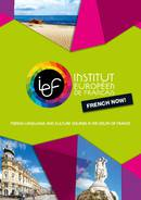 Institut Européen de Français Ilmoituslehtinen (PDF)