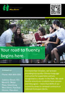 Hanbridge Mandarin School Brochure (PDF)