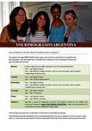 학교 활동 일정 - 성인과 주니어 (PDF)