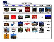 Sample of activities for adults (PDF)