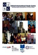 Oxford International Study Centre Folheto (PDF)