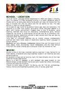 ILS Italian Language School Brochure (PDF)