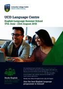 UCD Applied Language Centre แผ่นพับโฆษณา (PDF)