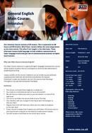 Colchester English Study Centre Brochure (PDF)