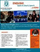 Boston School of English Brochure (PDF)