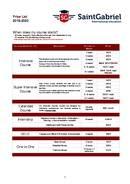 料金 (PDF)